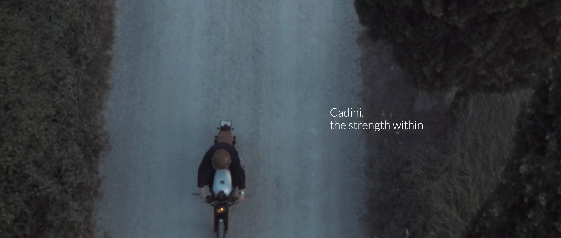 Cadini, the power within