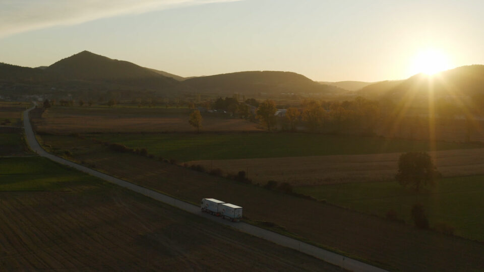 Caponera Drone in Italy